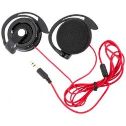 Słuchawki nauszne czarne