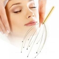 Relaksacyjny masażer do głowy
