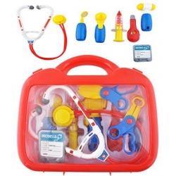 Zestaw doktora w walizce