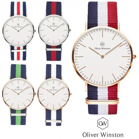 Zegarek Oliver Winston