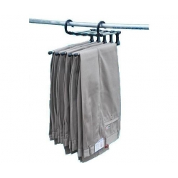 Magiczny 5-ramienny wieszak do spodni